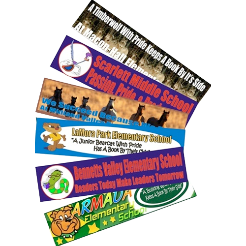 Custom Bookmarks in South Bend, Indiana