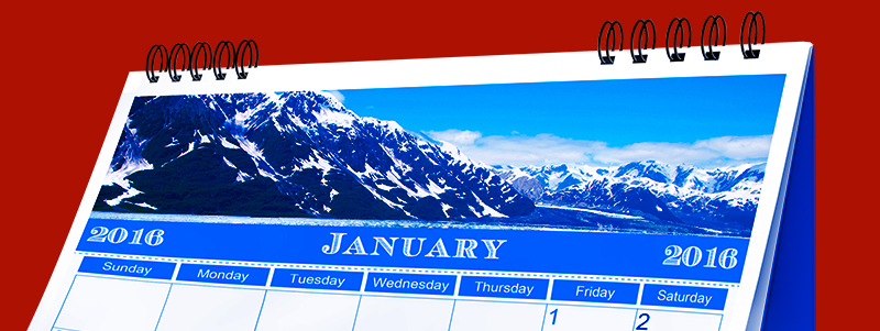 Printed Custom Calendars in South Bend, Indiana