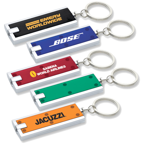 Custom Keychain Flastlights in South Bend, Indiana
